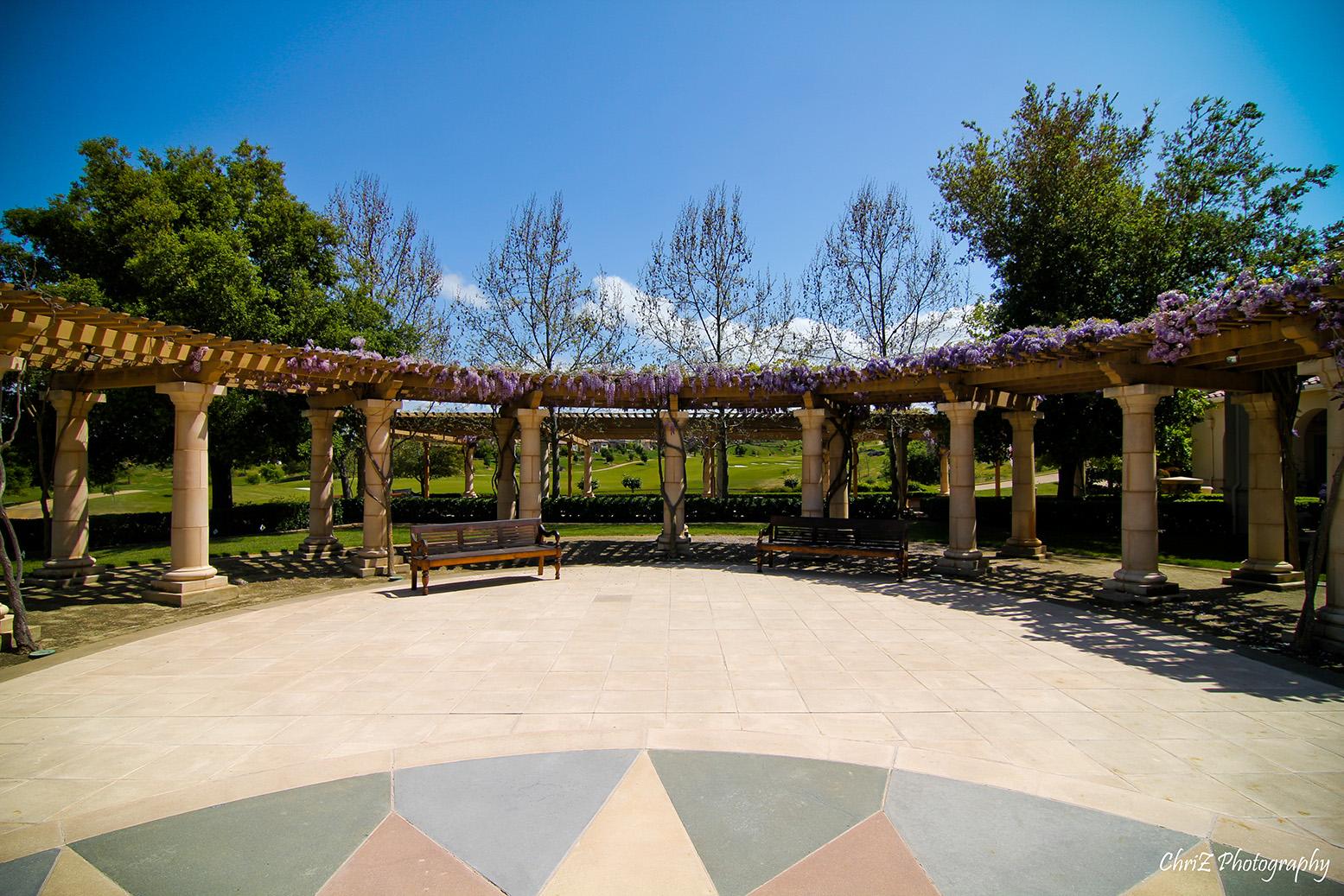 Wine Country Wedding Venue Golf Al Pleasanton Ca